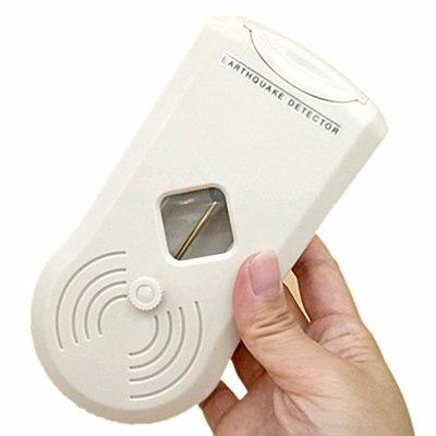 Detector p onda terremoto obter aviso precoce de alarmes de terremoto iminente