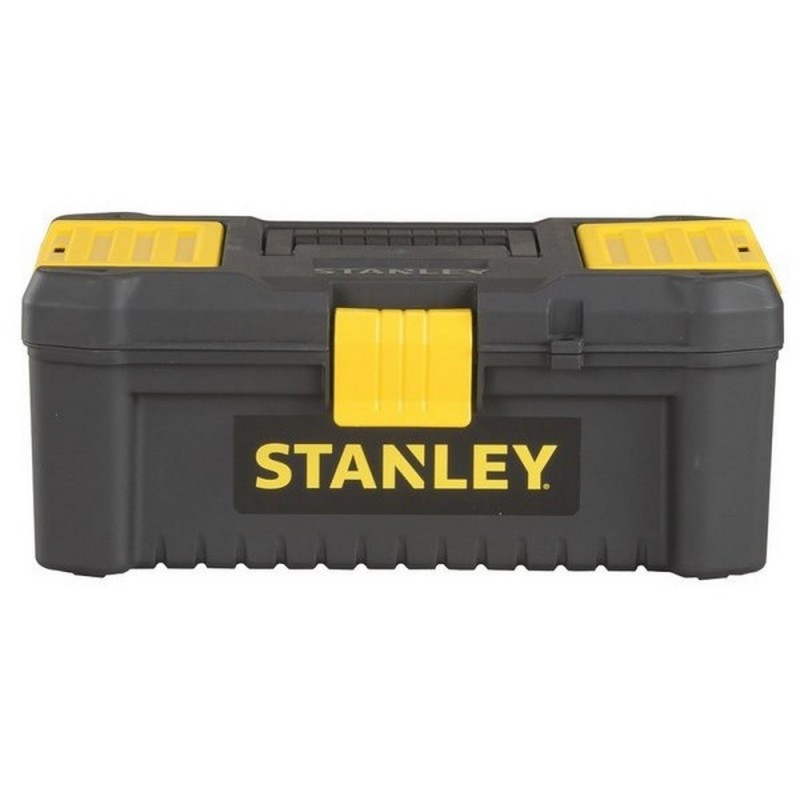 STANLEY STST1-75514-Plastic Toolbox 12.5 Inch Single-32 Cm With Closing Plastic