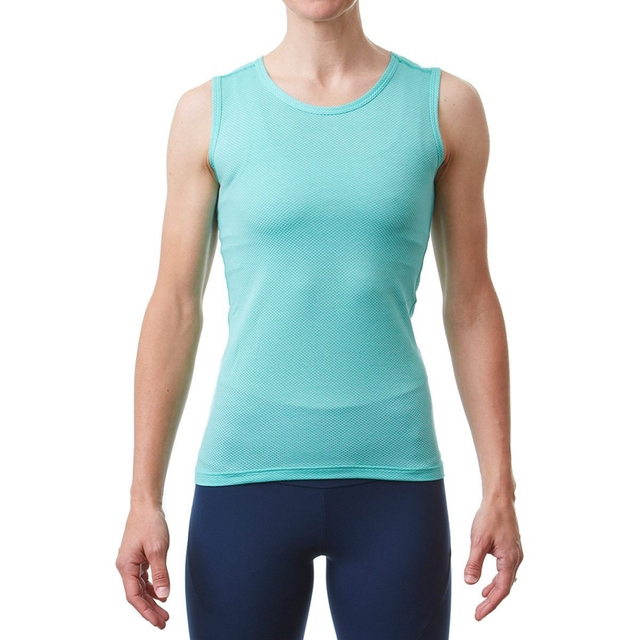 Five style cycling clothing baselayer 2019 New Female Jacquard mesh underwear sleeveless White black solid bike wear Breathable