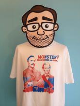 Peter Cushing - Christopher Lee Horror Express T-Shirt Print T Shirt Mens Short Sleeve Hot Tops Tshirt Homme