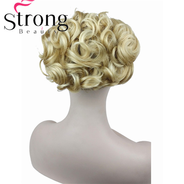 Short Messy Curly Dish Hair Bun Extension Easy Stretch