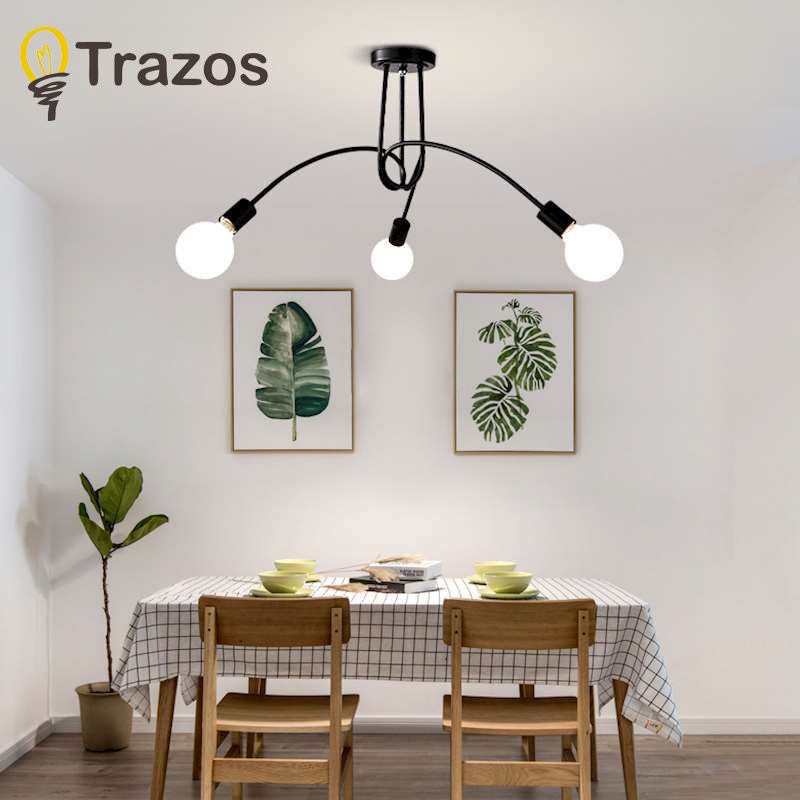 Modern LED Pendant Lights New lustre pendente For Living room Kitchen Vintage Pendant Lighting suspension led Hanging Lights стоимость