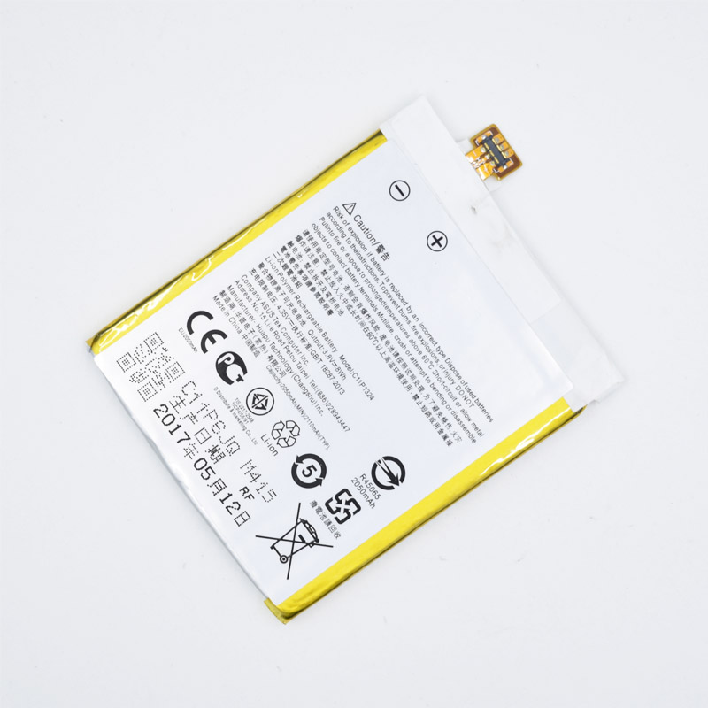 Hekiy 2050mAh C11P1324 replacement Battery For <font><b>ASUS</b></font> <font><b>ZenFone</b></font> <font><b>5</b></font> A500G Z5 A500 <font><b>A500CG</b></font> <font><b>A501CG</b></font> A500KL T00J Battery Batterie image