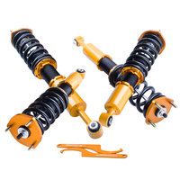 Spring Struts Coilovers Shock Absorber For 2001 2005 Lexus IS300 Adj Height For XE10 IS200 IS300