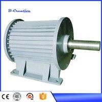 Заводская цена 10KW 220 В 380 В 430 В переменного тока редкоземельных низких оборотах генератора с постоянными магнитами молниезащиты базы для до
