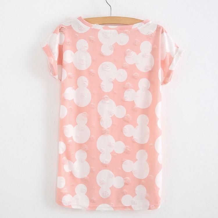 HTB1BDOvPFXXXXaYXVXXq6xXFXXXL - Women T-shirts O- neck Strapless Shirts Off Shoulder Short-sleeved