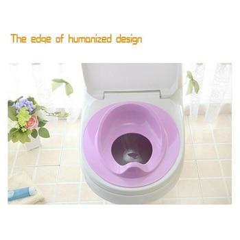 Kids Toilet Seat Baby Safety Toilet Chair Potty Training Seat S7JN 2