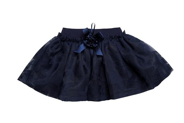 2015 Nova Moda Outono Primavera Crianças Menina Roupas Para Saias de Tule Bonito Laço Floral Bonito vestido de Baile Tutu Saias