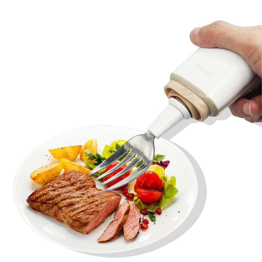 Cuchara GYENNO inteligente para ancianos cuchara girroscópica Anti-Tremble espacio limitado para evitar el temblor de la mano - 5