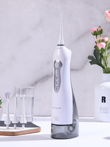 Water-Flosser Teeth-Cleaner Oral-Irrigator Rechargeable Dental 300ML USB