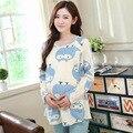 sleepwear maternity clothes maternity nightgown breastfeeding pregnancy sleepwear for pregnant women nursing tops pajamas set