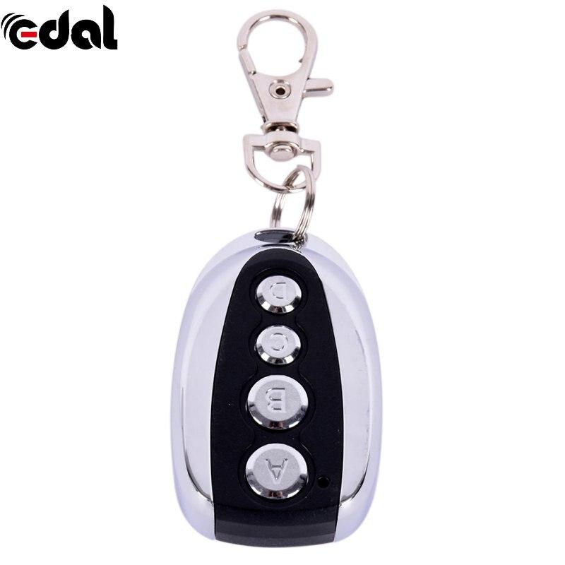 Porte de clonage EDAL 433.92 Mhz pour porte de Garage télécommande interrupteur clé de duplicateur Portable