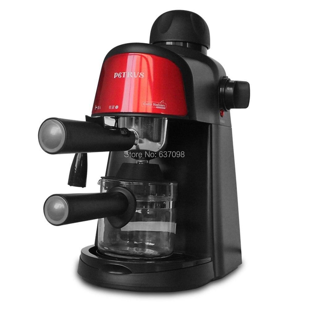 china petrus household full automatic espresso coffee machine high pressure pe3800 steam. Black Bedroom Furniture Sets. Home Design Ideas
