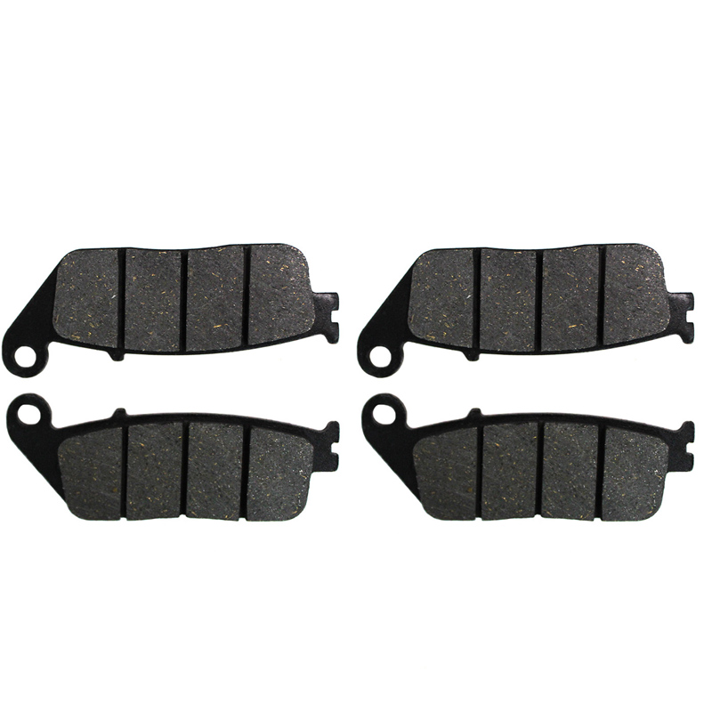 Motorcycle Brake Parts Front Brake Pads For KYMCO Downtown 200i Xciting 250 250i Super Dink 125i 300i 500 T72000 T70021 T70000 title=