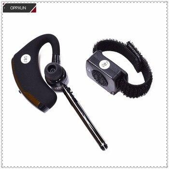 K-Head of Universal Wireless Bluetooth Headset for baofeng UV5R UV82 UV6R UV8 2PIN for kenwood  TK3107 radios J65