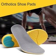 Горячая Распродажа 1 пара мягкие стельки профессиональная подушка для ног вставки для обуви коврик для обуви гель охлаждающий дезодорант ортопедическая силиконовая стелька