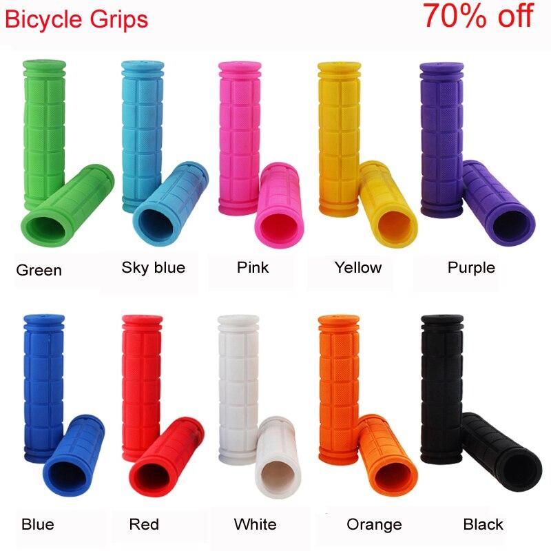 Cycling-Bicycle Foam Grips Bike Soft Comfortable Anti-Slip Sponge/'Handlebar VvV