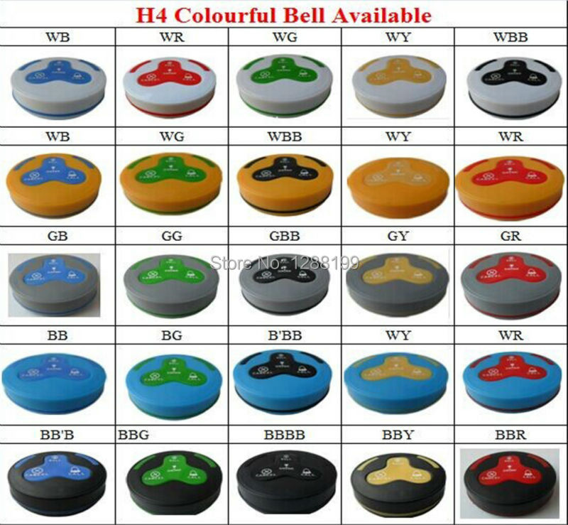 H4 Call Bell