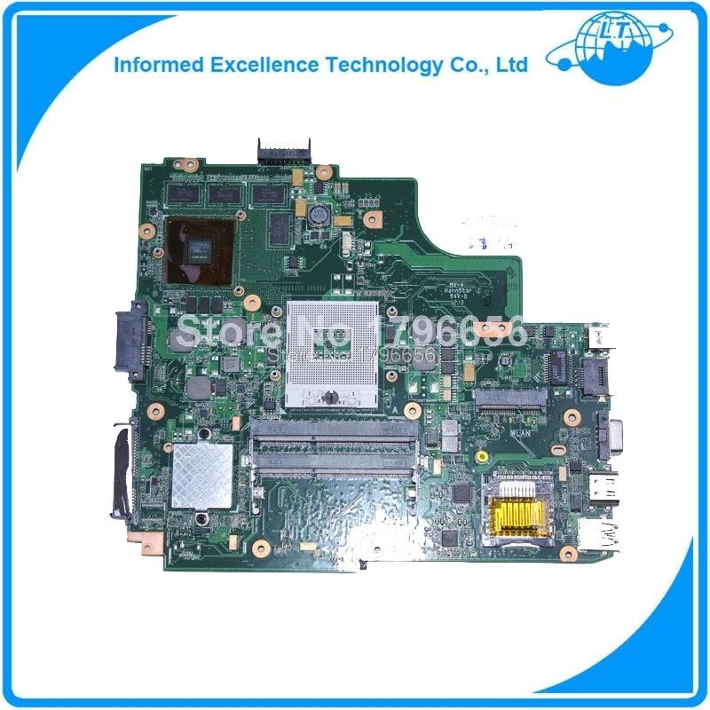 Original laptop motherboard for ASUS A43S X43S K43SM K43SV REV4.1 HM65 PGA989 DDR3 GT540M 2GB Fully tested