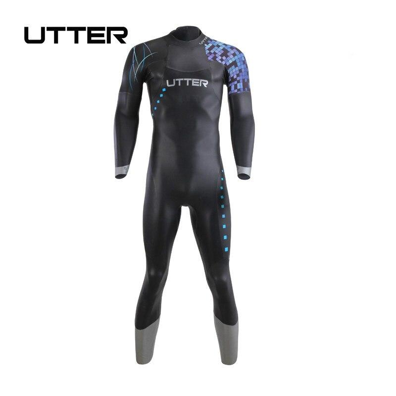 Полнейший галактики Для Мужчин's SCS Костюм Триатлон Ямамото неопрена купальник с длинным рукавом гидрокостюм костюмы для серфинга для костю...