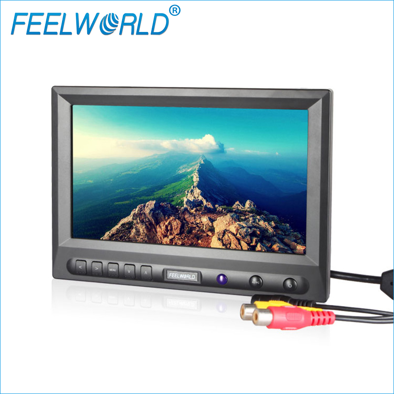 FPV819A 8 Inch 800x480 FPV Monitor for Aerial Photography Ground Station Feelworld 8inch FPV Monitor HDMI Monitors