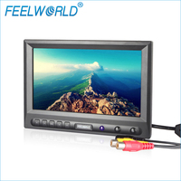 Feelworld FPV819A 8 Inch 800x480 FPV Monitor for Aerial Photography Ground Station 8High Brightness FPV Monitor HDMI Monitors