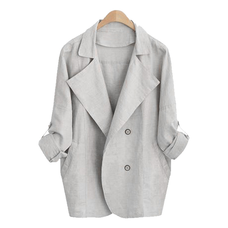2018 Full Polyester Patchwork Sale Top Fashion Vadim Jaqueta Feminina Blazer Women Titotato Sleeves Women's Suit Collar Jacket