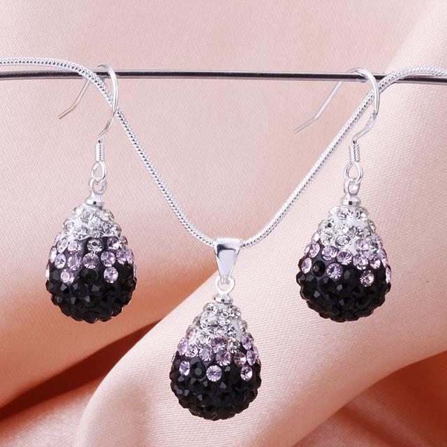 Crystal Jewelry Sets...