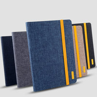 Silicon Cloth PU Leather Case For Samsung Galaxy Tab S3 9 7 T820 T825 T829 Tablet