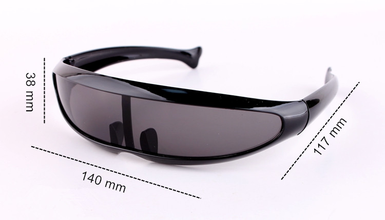 YOOSKE X-men Sunglasses