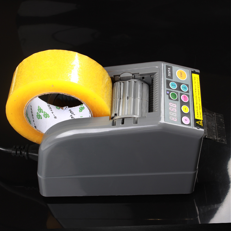 Automatic tape dispenser ZCUT-9 efficient microcomputer intelligent large auto tape cutter tape cutting machine handif automatic tape dispenser zcut 9