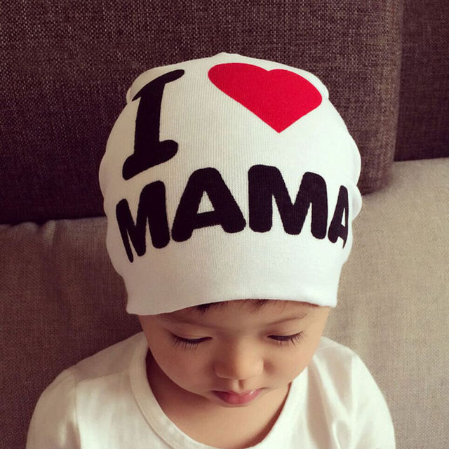 1 x caliente bebé niños niño Niños Niñas cálida amo mama Papa punto ...