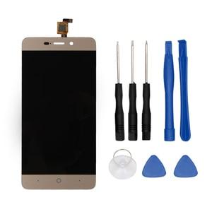 Image 2 - Für ZTE BLADE X3 A452 t620 LCD display und touch screen digitizer komponente ersatz für ZTE A452 LCDFree verschiffen + werkzeuge