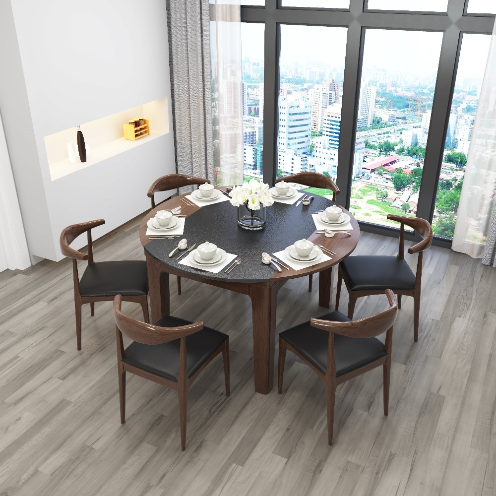 Dining Room Furniture Manufacturers: Aliexpress.com : Buy Modern Dining Room Furniture Set For