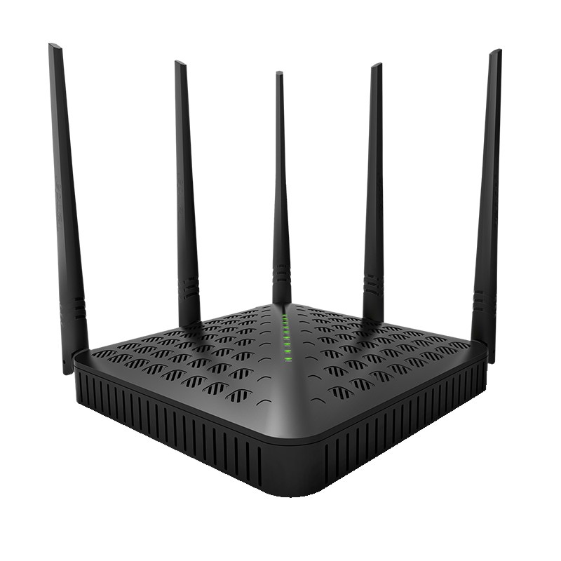 ФОТО Tenda Router FH1202 2.4+5 GHz 1200Mbs 11AC Dual Band Wireless Repeater Router Tenda WiFi Router English Firmware