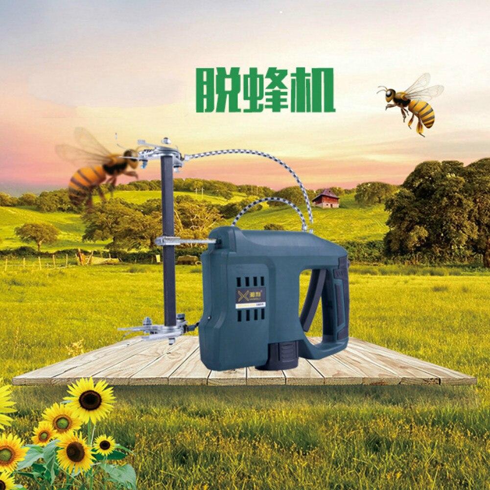 1 個ワイヤレス電気振動蜂蜜蜂ハイブバイブレーター巣フレーム揺れシェイクマシン養蜂家蜂特別なツール  グループ上の ホーム&ガーデン からの 養蜂道具 の中 2