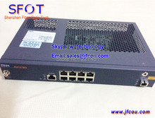Original ZTE ZXA10 F803/8 PD with 8 ethernet ports, reverse POE optical network GPON ONU, metal shell