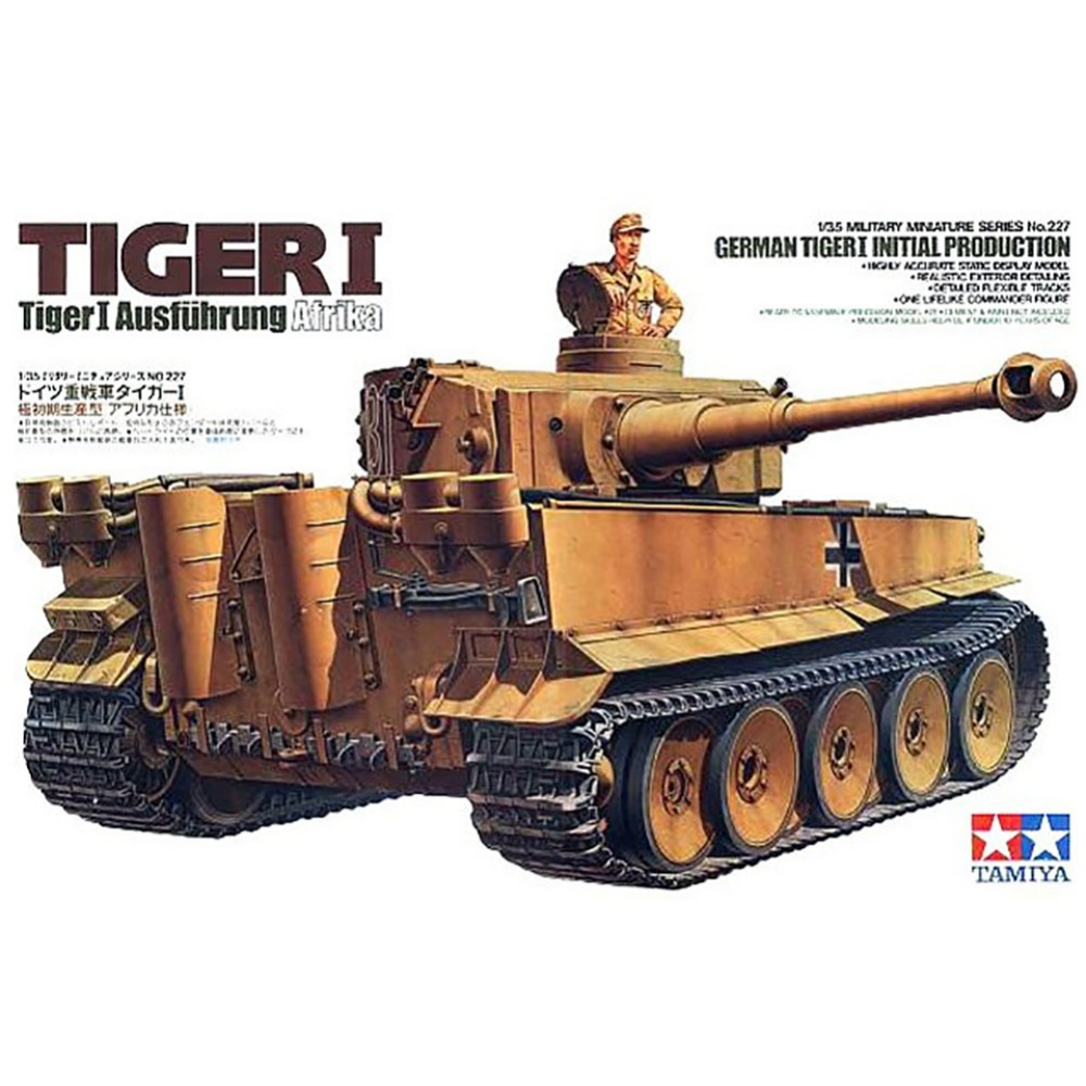 pz kpfw vi tiger i ausf e mid production italeri 6507. Black Bedroom Furniture Sets. Home Design Ideas