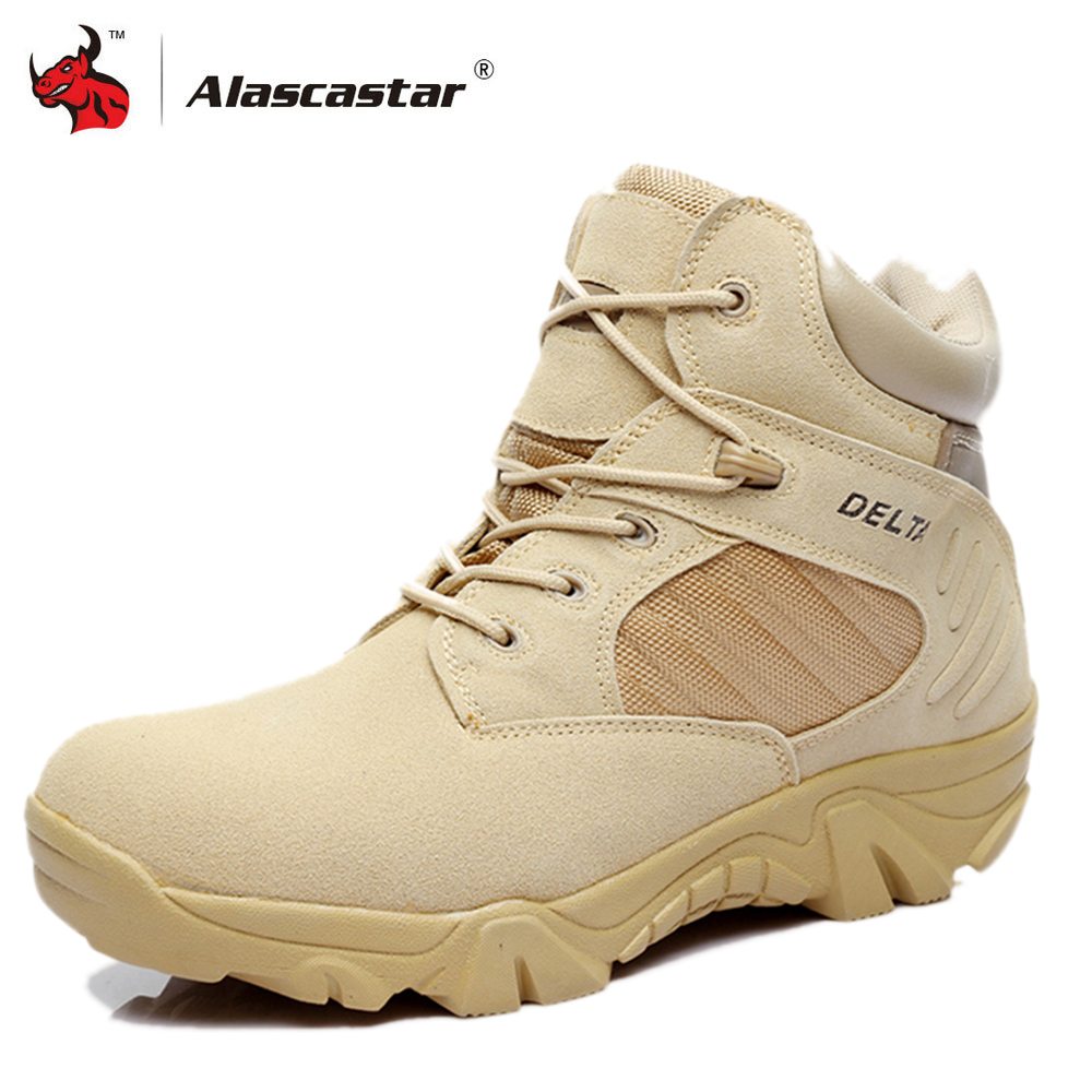 Motorcycle Boots Moto Riding Boots Wear-resisting Military Boots Quality Special Force Tactical Desert Combat Army Work ShoesMotorcycle Boots Moto Riding Boots Wear-resisting Military Boots Quality Special Force Tactical Desert Combat Army Work Shoes