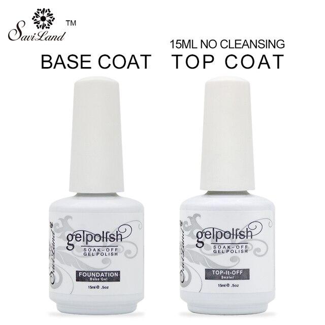 Aliexpress.com : Buy 2Pcs Brand Saviland 15ml gelpolish gel nail ...