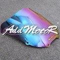 Motorcycle Iridium Colorful Windshield Windscreen Double Bubble For Honda CBR900RR 1994 1995 1996 1997 CBR 900 RR 94 95 96  97
