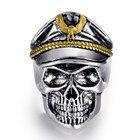 Vintage Officer Skul...