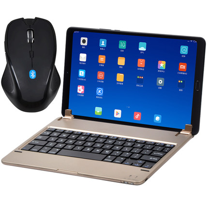 Mode Bluetooth Clavier pour xiaomi mipad 4 plus 10.1 pouce tablet pc pour xiaomi mipad 4 plus clavier Souris