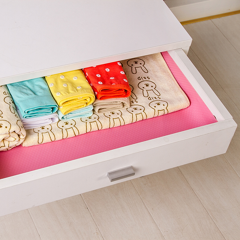 Colorful Damp Proof Refrigerator Mat Cabinet Paper Drawer Table Mats Cupboard Pad Kitchen Accessories Decoration Home In Pads From Garden On