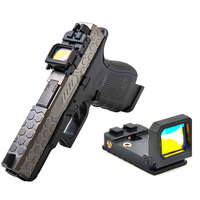 Tactical Fold Red Dot Sight Compact Holographic Reflex Sight Scope Rifle&Pistol Hunting Scopes