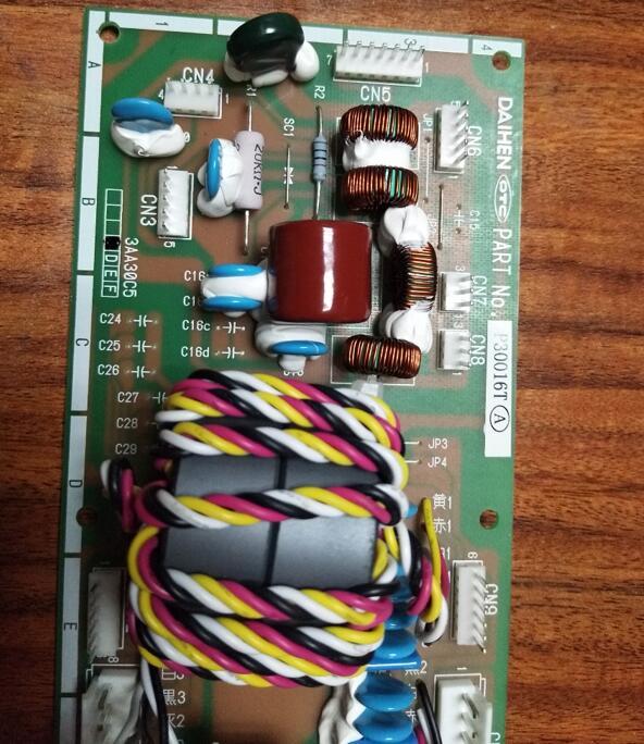 P30016T power boardP30016T power board