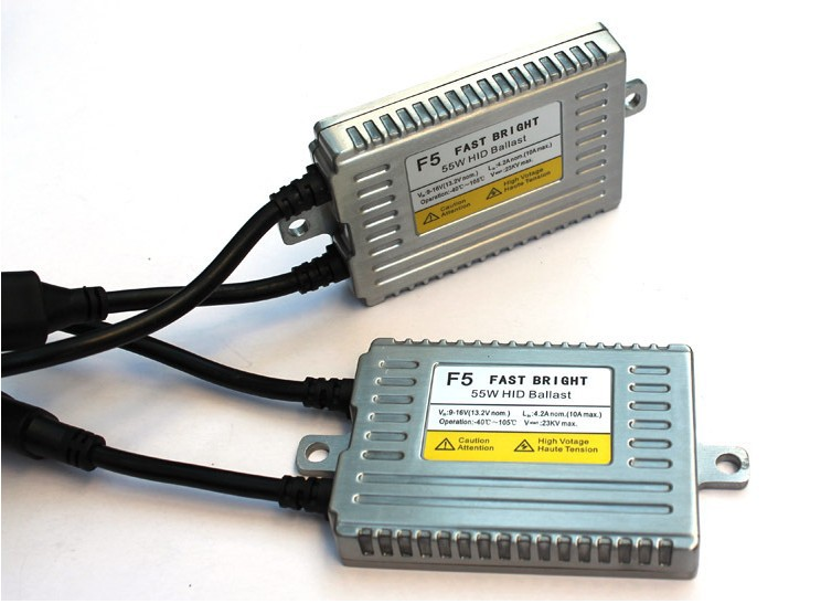 все цены на  GZTOPHID Free shipping 1 piece DLT F5 FAST BRIGHT AC 55W HID BALLAST Quick Start In One Second  онлайн