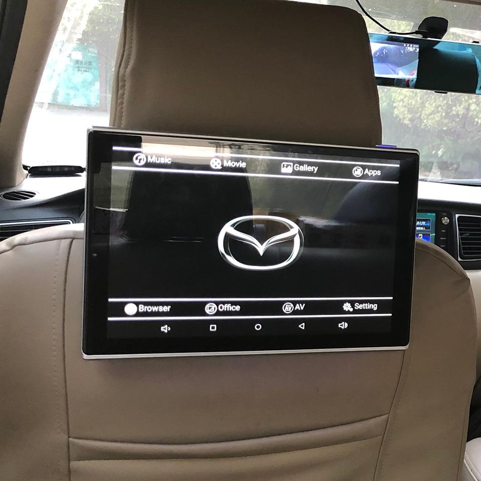 الروبوت مسند رأس مراقب في سيارة فيديو - الكترونيات السيارات