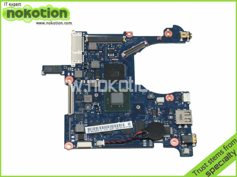 BA92-08314B laptop motherboard for samsung chromebook XE500 BA92-08314A BA41-01567A N570 2GB rams on board Free shipping free shipping laptop motherboard for np300e5a ba92 09190a ba92 09190b