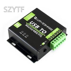 Image 3 - FT232RL USB כדי RS232/RS485/TTL מודול רמת הסטה עם בידוד